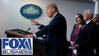 Live: Trump participates in Coronavirus Task Force press briefing