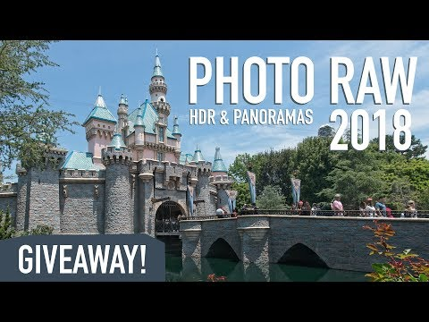 HDR & Panoramas In ON1 Photo RAW 2018 + GIVEAWAY!