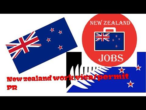 Free Job NewZealand Free Work Visa/ Permit PR