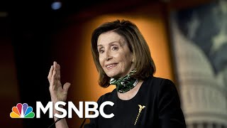 Speaker Nancy Pelosi: We Need To Test With A Strategy | All In | MSNBC