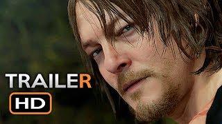 Death Stranding Gameplay Trailer (E3 2018) Norman Reedus Video Game HD