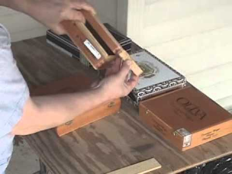 How to choose a cigar box.wmv