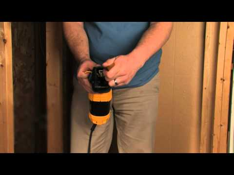 DEWALT DWE357 Recip Saw - 4 Position Blade Clamp