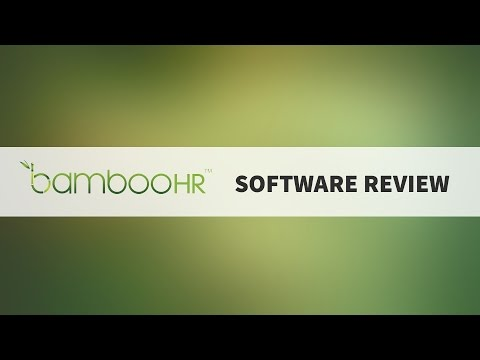 BambooHR Software Demo