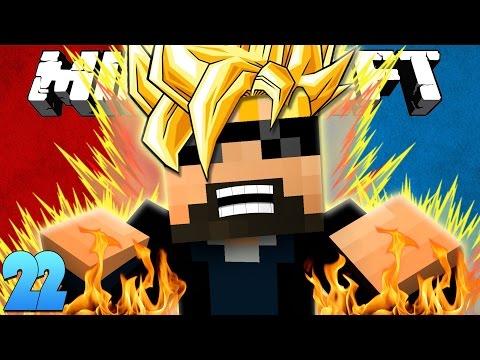 Minecraft Factions | SUPER SAIYAN!! [22]
