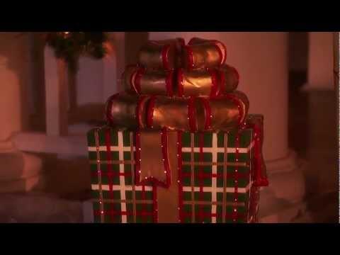 Fiber-Optic Gift Boxes