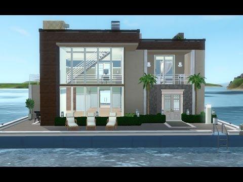 Sims 3 - Building Of Ocean Retreat