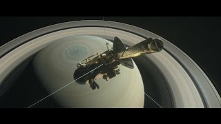 NASA at Saturn: Cassini