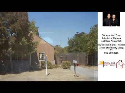 729 Exchange St, Sacramento, CA Presented by Amy Coleman & Bruce Hammer.