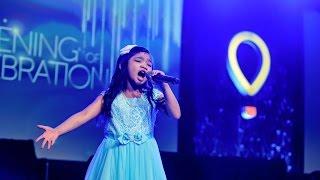 """Whitney Houston """"Greatest Love of All"""" - Cover by Angelica Hale for CMN Hospitals"""