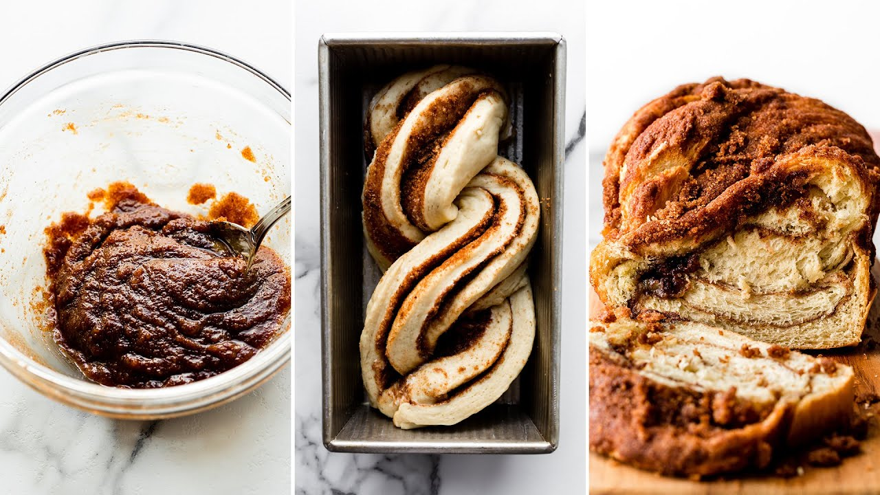 Cinnamon Crunch Bread | Sally's Baking Addiction