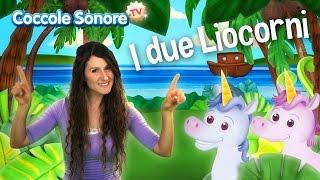 I Liocorni - Balliamo con Greta - Canzoni per bambini di Coccole Sonore