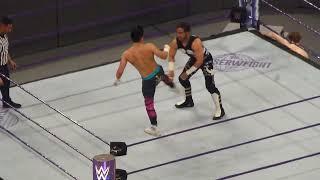 Austin Aries vs T.J. Perkins vs Mustafa Ali vs Jack Gallagher at 205 Live