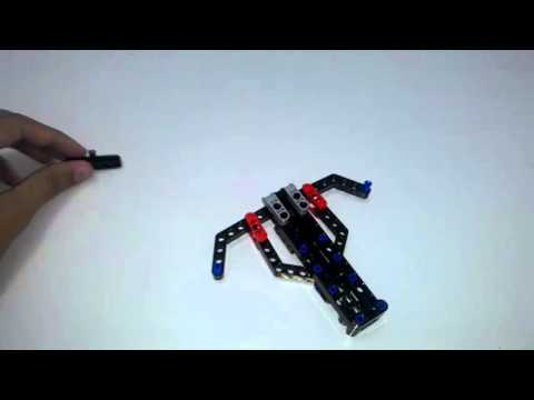 How to Build Lego Crossbow