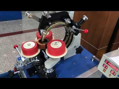 Ferrie core Toroidal winding machine
