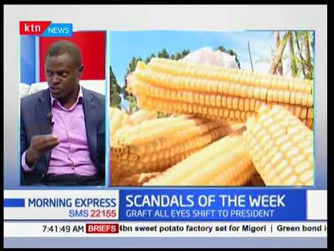 Scandals of the week:The endless corruption list in Kenya,All eyes on President Uhuru-Analysis