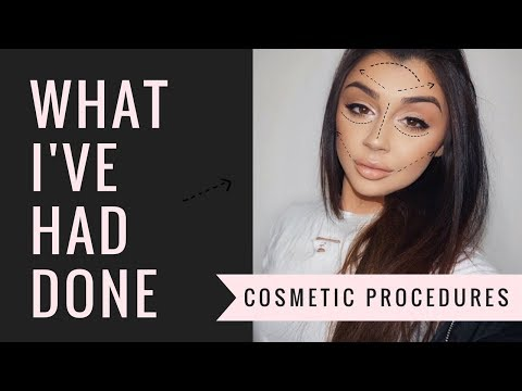 What & Why I Have Cosmetic Procedures Done / Lip Filler, Cheek Filler, Botox