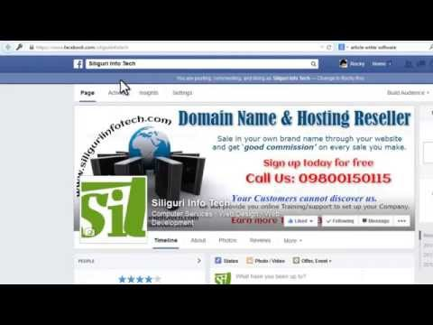 SEO - Image Backlink from Facebook and Tumblr