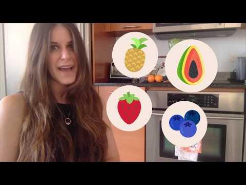 Inflammation-Fighting Foods With Dietitian, Monica Auslander