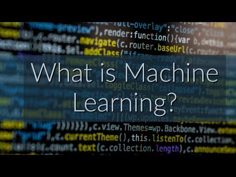 What is Machine Learning? | Machine Learning Basics | How to Learn Machine Learning