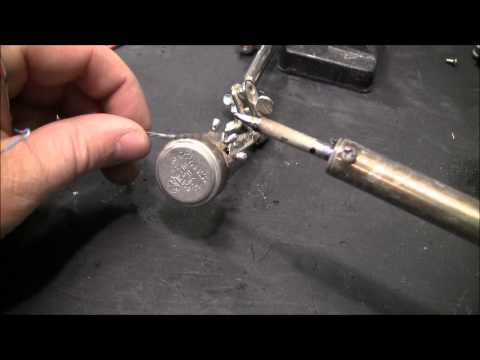 How to Solder, tips and tricks