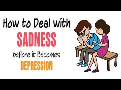 How to Overcome Sadness Before It Becomes Depression