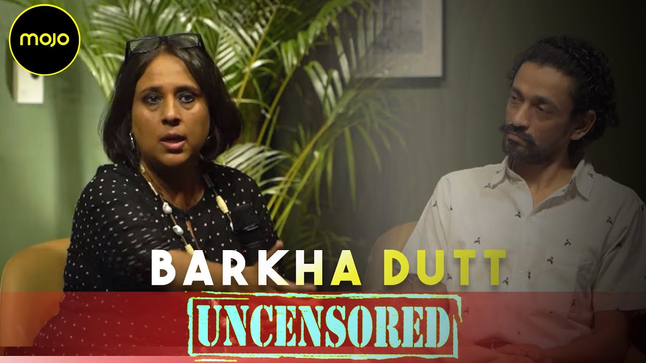 """Barkha Dutt Uncensored. Reporting #COVID across India, Death of TV News & being a """"prima donna"""""""