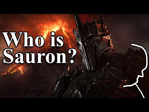 Who is Sauron? - The History of the Dark Lord in Tolkien's Lore (Spoilers)
