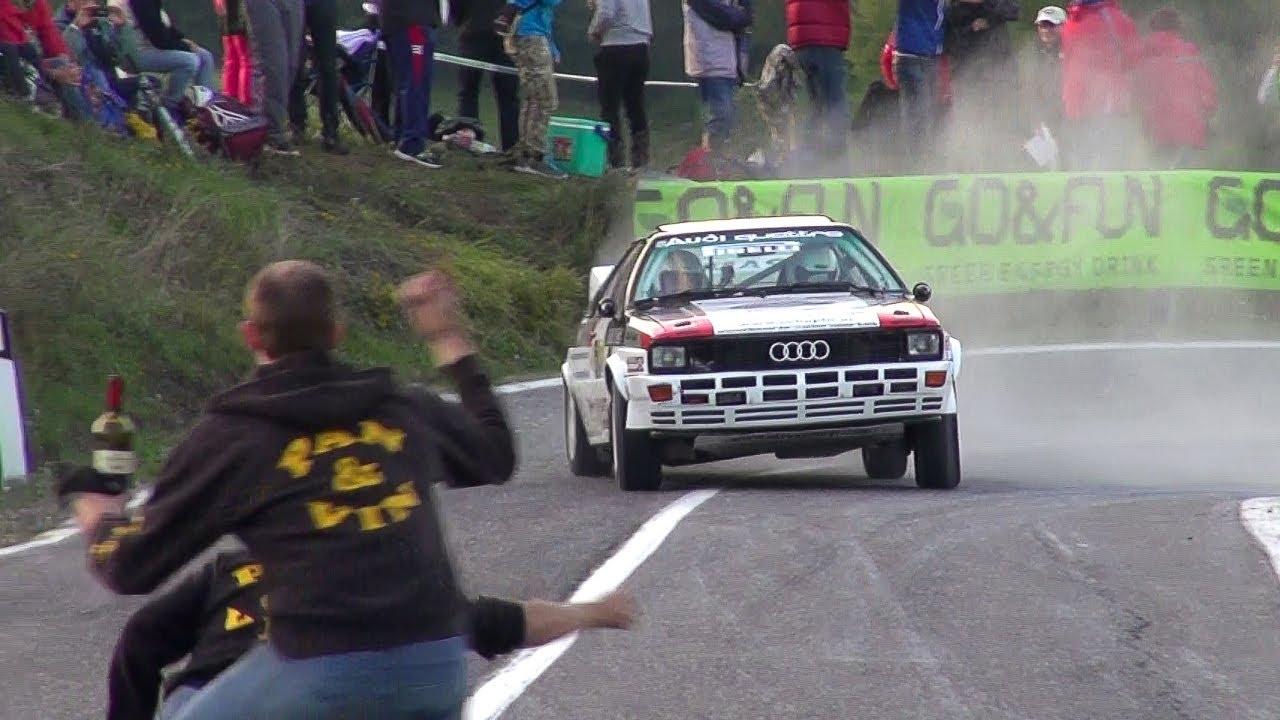 Best of Audi Quattro Rally | Pure Sound