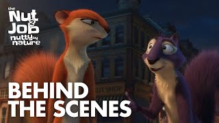 """The Nut Job 2: Nutty by Nature - """"Back To The Park"""" Featurette - In Theaters FRIDAY"""