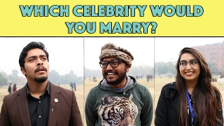 Bolo Pakistan | Which Celebrity Would You Marry? | MangoBaaz