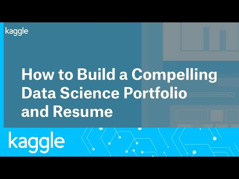 How to Build a Compelling Data Science Portfolio & Resume