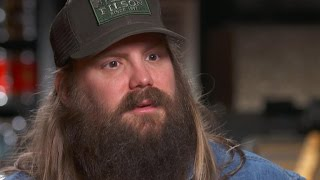 """Chris Stapleton: """"I just try to do things I want to listen to"""""""
