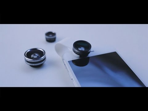 Neewer iPhone Clip-On Lenses
