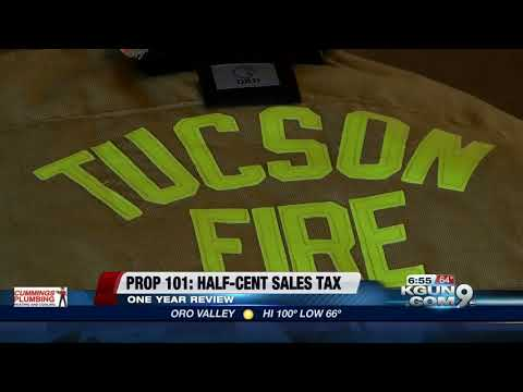 One Year Review: Half-cent sales tax increase known as