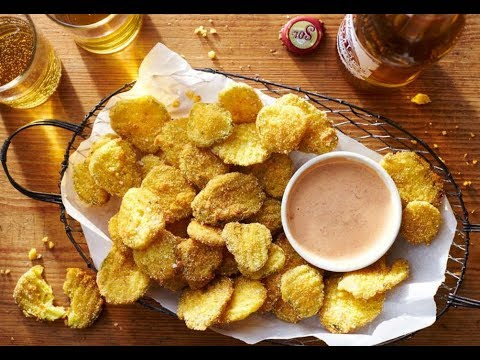 Fried Pickles & Roundhouse-Kick Sauce | Southern Living