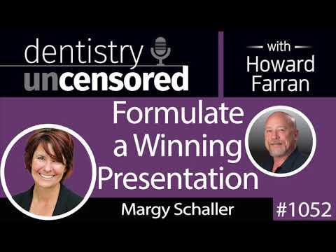 1052 Formulate a Winning Presentation with Margy Schaller, President of Laser Pointer Presentations