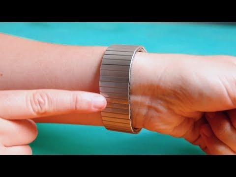 Speidel Twist-O-Flex Stainless Steel Apple Watch Band [CoM Watch Store]