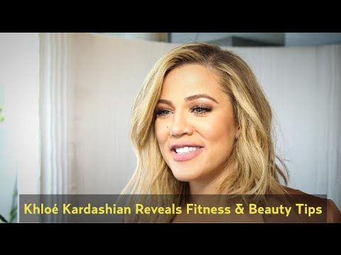 Khloe Kardashian: This Is What I Eat When I'm Alone in My Hotel Room!