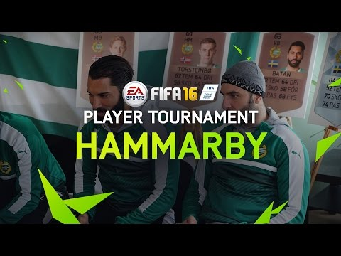 FIFA 16 | Hammarby Player Tournament