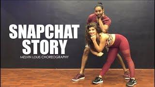 Snapchat Story | Melvin Louis ft. Elena Durgaryan