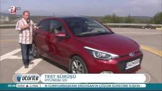 Yeni Hyundai i20 Test Sürüşü ve Detaylı İnceleme [Otorite]