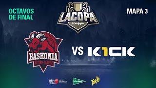 ThunderX3 Baskonia VS K1ck eSports Club-  Copa El Corte Inglés - Mapa 3 - Narrado por Ander e Ibai