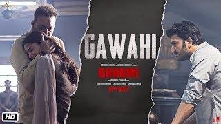 Gawahi: Bhoomi (Dialogue Promo 6) | Sanjay Dutt | Aditi Rao Hydari