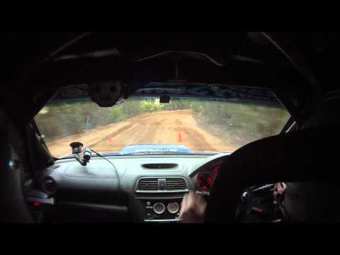 RallySchool Australia Colo Park - Hotlap