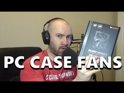 Picking a PC Case Fan is About Compromise