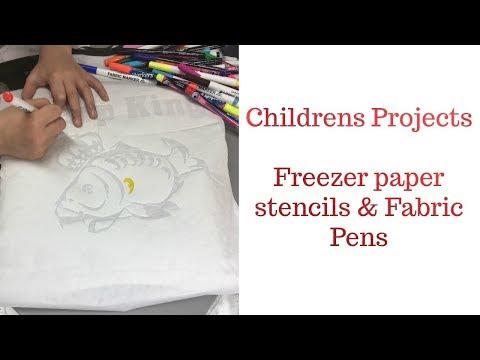 Childrens Cricut Craft Projects