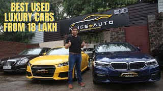 Best luxury used cars for Rs 20-40 lakh in Delhi   Kings Auto