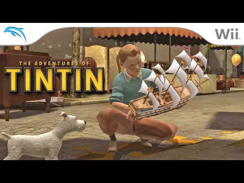 Dolphin Emulator 5.0-7346 | The Adventures of Tintin: The Game [1080p HD] | Nintendo Wii