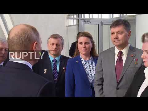 Russia: Putin announces Russia to launch Moon mission